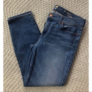 7 For All Mankind Roxanne ankle jeans sz 30
